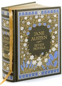 jane austen complete works