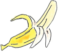 hand-drawn-banana