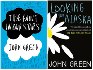 looking for alaska and fault in our stars