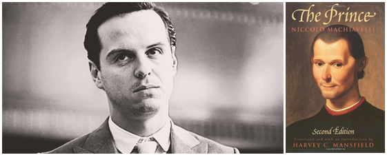 moriarty - romeo and juliet