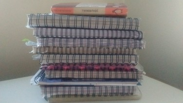 notebooks backed up