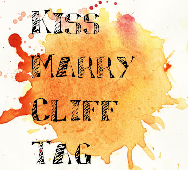 kiss marry cliff tag