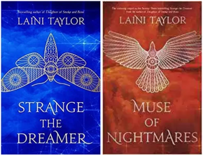 strange the dreamer duology