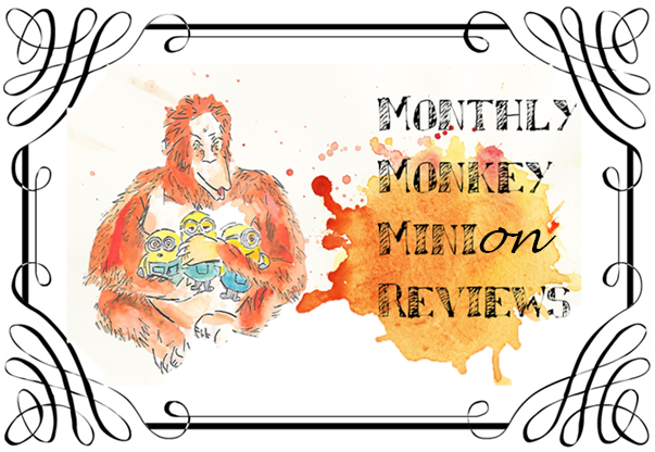 monthly monkey minions 3