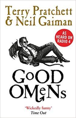 good omens book