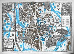 lyra's oxford map
