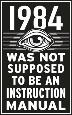 1984 not instruction manual